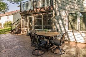 stamped concrete patio design ideas you