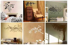 ... Inspirational Stencil Wall Decor Bedroom Wall Decor Ideas Buddyberries  For How To Decorate A Wall ...
