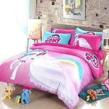 my little pony bedding set quilt doona duvet cover single double queen bed sheets