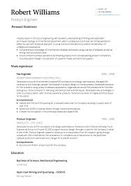 Examples Of Personal Statements For Cv British Uk Cv Tips Requirements Examples Visualcv