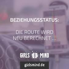 Beziehungsstatus Die Route Wird Neu Berechnet Girlsmind