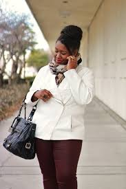 plus size white leather jacket outfit ideas curvy
