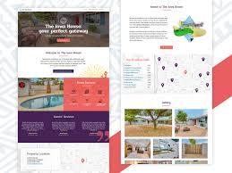 Matt S Web Design Iowa House Website Design By Roman Serebryakov On Dribbble