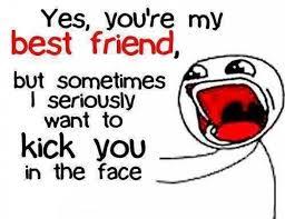 FUNNIEST BEST FRIEND MEMES image memes at relatably.com via Relatably.com