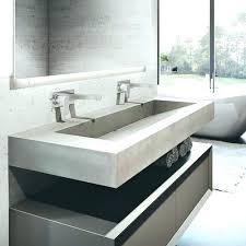 public bathroom sink. Public Bathroom Sink Restaurant Sinks Floating  Concrete Custom Designed For A Bar Or Ada Restroom Public Bathroom Sink