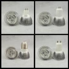 3w led aluminum lamp cup shell kit gu10 mr16 3 1w led spotlight bulb parts accessory led gu10 bulbs best led bulbs from amosty 26 81 dhgate com