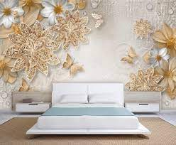 32 3d Wallpaper Designs for Living Room ...