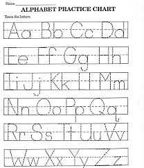 Kindergarten Worksheets Alphabet Math Printable Tracing Worksheet ...