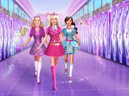 barbie at princess charm