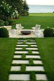 Courtyard Concepts has endless possibilities for walkway and pathway designs.  For the easiest solution, consider brick pavers in unique patterns to  achieve ...