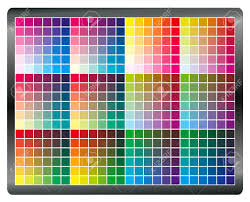 Color Calibration Chart Monitor Calibration Color Chart To Get Accurate And Predictable