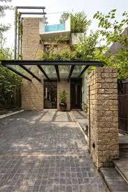 Stone Entry Gate Designs 40 Modern Entrances Designed To Impress Architecture Beast