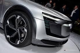 2018 audi elaine. Interesting Audi 2018 Audi Elaine Concept IAA 2017 1 Image For Audi Elaine I