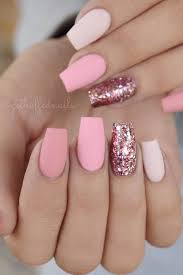 Pink Nail Art Design 23 Light Pink Nail Designs And Ideas To Try Stayglam