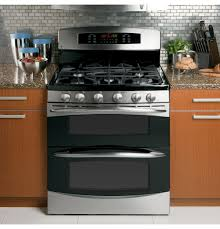 double oven gas range. Product Image Double Oven Gas Range F