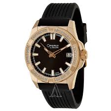 caravelle crystal 44b103 men s watch watches caravelle men s crystal watch