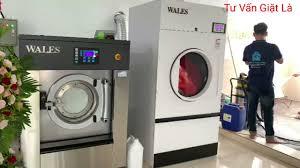 Mô hình tiệm giặt là sạch cộng lắp đặt máy giặt sấy công nghiệp tại Đông  Hưng Thái Bình. | giặt là công nghiệp tại hà nội