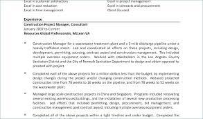 Technical Program Manager Resume Resume Example