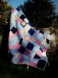 My first (and last?!) Patchwork Quilt ~ How to make your own basic ... & My ... Adamdwight.com