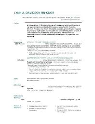Resume Sample For Nurses Resume Examples Nursing Resume Example ...