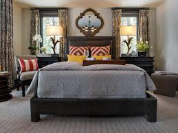 Steel Bedroom Furniture Mediterranean Bedroom Furniture Dark Brown Varnish Wooden Flooring