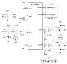 pic microcontrollers provide 2 cost effective methods for brushed dc dc motor brushed dc motor pic microcontroller esc embedded systems conference