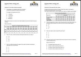Functional Maths - data handling | Skills Workshop20 very useful multiple choice, topic-based Functional Maths questions. Covers mean, mode, median and range. Ideal for assessment or revision.