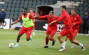 Demir Grup Sivasspor, Petrocub maçına hazır