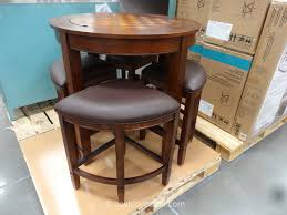 excellent round tables costco 12 kirkland 50in commercial patio