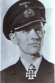 「Reinhard Hardegen, a leading German submarine commander」の画像検索結果