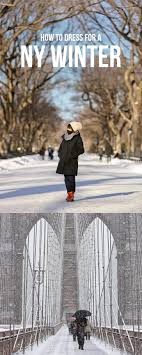 how to dress for new york winter weather tips on how to stay warm outside