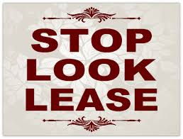 for lease sign template stop look lease sign 101 apartment sign templates property
