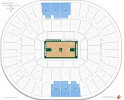 Lansing Center Seating Chart Breslin Center Michigan St Seating Guide Rateyourseats Com