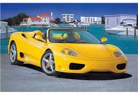 Revell 07389 Ferrari 360 Modena Spider Maßstab 1 24 Amazon De Spielzeug