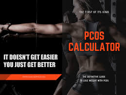 Updated V4 0 Pcos Weight Loss Guide Calculator Included