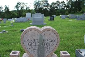 Bonnie Lee Paschal Gillentine (1924-1990) - Find A Grave Memorial