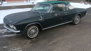 1965 Chevy Corvair Convertible Corsa | For Sale | Online Auction ...