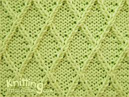 Knit Stitch Patterns Adorable Knitting Stitch Patterns