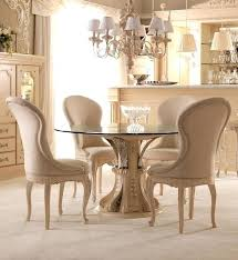 dining table set round glass round glass dining table set p dining table 4 chairs glass