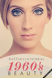 1960 s mod makeup tutorial the perfect twiggy costume