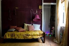 Purple And Yellow Bedrooms Home Safe