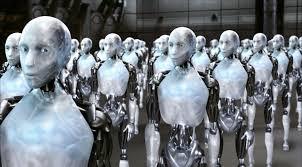 apple robot. we need you, will smith! apple robot