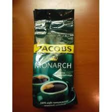 <b>Кофе молотый Jacobs Monarch</b> жареный | Отзывы покупателей