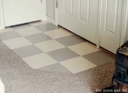 Kitchen Floor Tile Paint A Range Of Painting Over Ceramic Tile How To Paint Tile