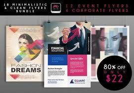 Commercial Flyers 18 Premium Corporate Event Flyer Templates With A Commercial