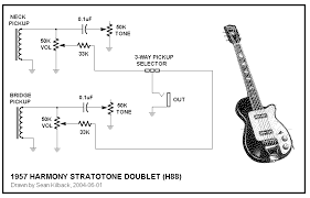 wiring diagram for silvertone guitar wiring image harmony wiring harmony auto wiring diagram schematic on wiring diagram for silvertone guitar