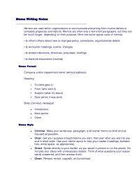 Business Memorandum Letter Memo Format Letter 8 Student Memo Examples Samples Inside Memo