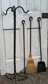 hand forged fireplace tools incredible best farmhouse ideas on rams head uk