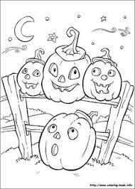 121 Top Icolor Little Kids Halloween Images Adult Colouring In