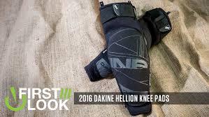 Dakine Hellion Knee Pad Reviews Comparisons Specs